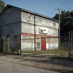 Auto Spa (ADMurr) Tags: memphis tn tenn quality sounds dab271 rolleiflex f f28 kodak zeiss planar 80mm