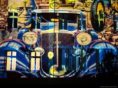 Festival of Lights 2018 (Zwickau) - August Horch Museum (cd.berlin) Tags: sonyhx90v zwickau 900jahre sachsen saxony städtetrip stadtansichten deutschland germany festivaloflights2018 festivaloflights fol lightfestival fetedeslumieres illumination lightpainting projection citylights lightart lightphotography lightjunkies nighttime nightphotography nights picofthenight nightshot colorful colours livecolorfully colorsplash coloursplash artlover publicart urbanromantix cityview sightseeing urbanandstreet urbanart wunderschön traveler travelandlife photographylover positivevibes atmosphere museum augusthorch sachsenring oldtimer audi nofilter cdberlin