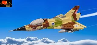 Mirage IIIC Shahak (Israel)