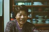 おばあちゃん (✱HAL) Tags: om1 lomography 400 color nega film chiba funabashi home grandma family
