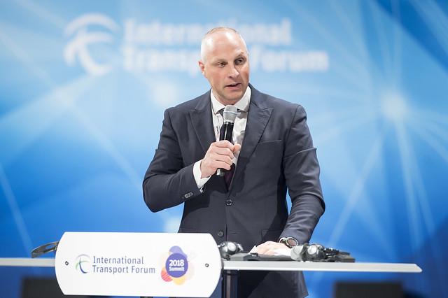 Kaspars Ozoliņš on the Safe System approach in road safety