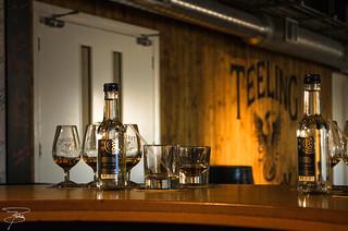 Telling Distillery in Dublin (Ireland)
