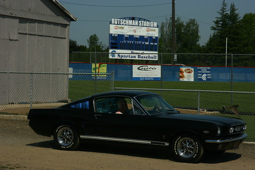 1966 Ford Mustang Fastback GT K Code 289 Hi-Po - a photo on