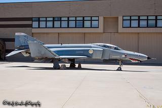 68-0476 USAF   McDonnell Douglas F-4E Phantom II   Hill Aerospace Museum