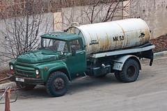 ЗиЛ-431610  У 008 KB 45 (RUS) (zauralec) Tags: kurgancity streetkurtamyshskaya город курган улица транспорт автомобиль грузовик зил431610 у 008 kb 45 rus