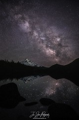 Lost Lake and the Milky Way (Jon Stone Photography) Tags: mount hood milky way lost lake resort nightscape nighttime night nightphotography landscape landscapes pacific northwest cascades volcano canon canon6d jonstone jonstonephotography wondersofnature