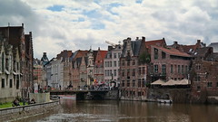Gent, Belgium (jpkrone) Tags: gent belgium river