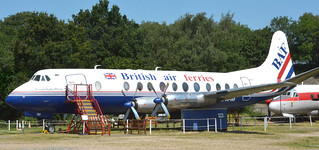 Vickers Viscount G-APIM