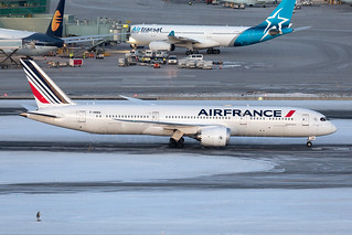 Air France Boeing 787-9 F-HRBA
