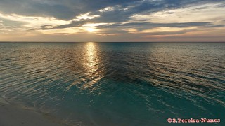 Cayo Coco, Cuba, Flamenco Beach Sunset
