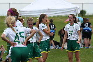 Edina Girls Ultimate - Nationals -Sat
