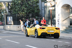 488 Spyder (Chris Photography.) Tags: ferrari 488 488spyder car canon cars automotive luxury legend supercar spotting supercars spyder summer tmm topmarques monaco mc montecarlo