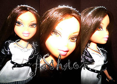 Yasmin💋 💍 💎 (Fashion2000ever) Tags: yas yasmin bratz bratzdoll bratzdolls fashion pasion pasionforfashion doll dolls fashiondoll fashiondolls mga mgadoll black white silver