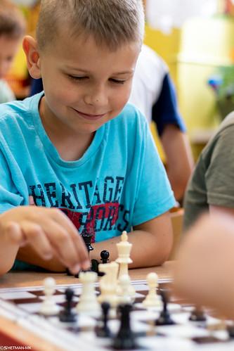 V Turniej Szachowy o Mistrzostwo Przedszkola Miejskiego Nr 1-27
