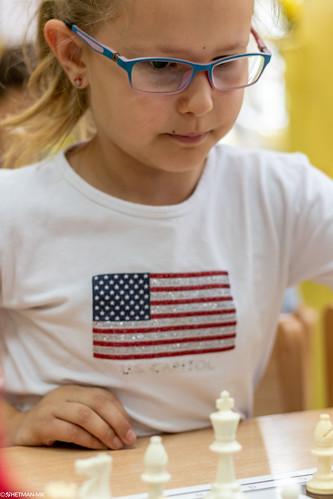 V Turniej Szachowy o Mistrzostwo Przedszkola Miejskiego Nr 1-19