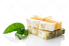 Bars of natural organic soap isolated on white (Aleksa Torri) Tags: soap handmade background white natural spa care hygiene health homemade bar bath beauty organic skin cosmetics aroma aromatherapy cleanser cocoa colorful craft cream daisy diy essential floral glycerin green healthcare herbal isolated mineral moisture oil olive pampering relaxation salt sea set shower skincare therapy treatment wash wellness scrub orange copyspace