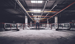 lost in Real-ity 2 (Tim RT) Tags: tim rt reutlingen lost real pose people man male selfie place building awesom history portrait visual inspired hypebeast urban urbex street shot new picture photography germany 2018 shopping center end sony a7 a7iii ilce ilce7m3 1635mm zeiss lens team