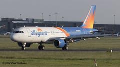 HZAS13 A320 Saudia/Allegiant (Anhedral) Tags: hzas13 n260nv airbusindustrie a320 a320200 a320214 saudia allegiant sva9096 shannonairport einn snn