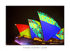 Sydney Opera Hosue in vibrant colour and patterns Viviid Sydney (sugarbellaleah) Tags: bold sydneyoperahouse vividsydney festival event travel tourism iconic architecture roof display show entertainment light nightlife city urban sydneyharbour pattern colour vibrant red blue aqua yellow purple amazing