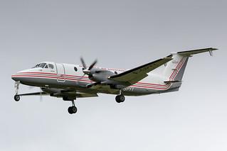 LIL - Beech 1900C (F-GPYY) Atlantique Air Assistance
