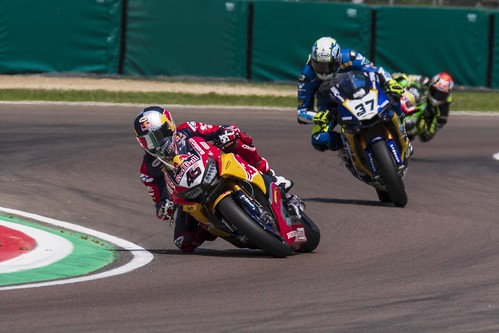 """WSBK Imola 2018 • <a style=""""font-size:0.8em;"""" href=""""http://www.flickr.com/photos/144994865@N06/41645123544/"""" target=""""_blank"""">View on Flickr</a>"""