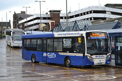 McGill's 8008 YX13BLN (Will Swain) Tags: greenock bus station 17th february 2018 north scotland scottish town buses transport travel uk britain vehicle vehicles county country england english mcgills 8008 yx13bln