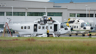 N903CH - N904CH - TVPX Aircraft Solutions Inc - Sikorsky S-61N