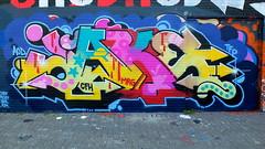 Schuttersveld (oerendhard1) Tags: graffiti streetart urban art rotterdam oerendhard crooswijk schuttersveld 1up crew aod tfp cfh jakse