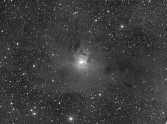 iris mono/lum (__Aenima__) Tags: astrophotography astronomy astronomik backyard baader blackandwhite ccd dso deepskyobject digital exposure nebula space stars stacking frames night guided imaging uk