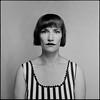 Als die Frauen noch Bärte trugen (Juri Bogenheimer) Tags: analog 6x6 rolleislx portrait bart woman beard barda fun xtol hp5