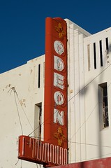 Odeon (dangr.dave) Tags: odeontheater odeontheatre neon neonsign tucumcari nm newmexico route66