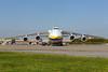 UR-82073 - Antonov 124-100 - Antonov Design Bureau - KATL - May 2018 (peachair) Tags: ur82073 antonov 124100 design bureau katl may 2018 cn 9773054359139 nose closeup