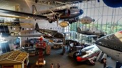 Smithsonian National Air and Space Museum (Raúl Alejandro Rodríguez) Tags: aviación aviation aviones aiplanes aircrafts museo museum smithsonian smithsoniano national nacional del aire y space washingtondc usa