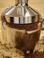 The Grind (babrey-au) Tags: macromondays handtools coffee coffeegrounds