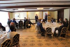 07-06-2018 Exclusive Luncheon with Secretary of State Pieter De Crem - DSC08977