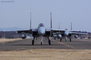 Japan Air Self Defence Force, McDonnell Douglas F-15J Eagle, 42-8833.