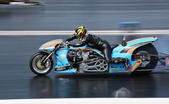 Top Fuel Bike_0455 (Fast an' Bulbous) Tags: dragbike motorcycle bike biker fast speed power acceleration motorsport outdoor santapod nikon d7100 gimp drag strip race track