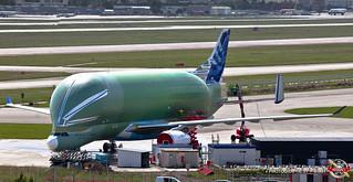 AIRBUS A330-743L BELUGA XL (MSN 1824)
