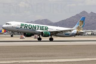 Frontier N706FR 22-5-2018