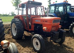 OM 850 (samestorici) Tags: trattoredepoca oldtimertraktor tractorfarmvintage tracteurantique trattoristorici oldtractor veicolostorico fiat