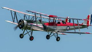 Staying Close - Tiger Moth & Avro Tutor