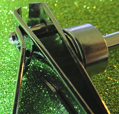 Macro Mondays: Hand tool (Hayseed52) Tags: macromondays handtool clippers fingernailclippers magnetic green metal
