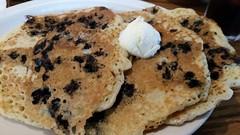 Wild Maine Blueberry Pancakes (Adventurer Dustin Holmes) Tags: food pancakes 2018 crackerbarrel blueberrypancakes butter breakfast wildmaineblueberrypancakes maineblueberrypancakes