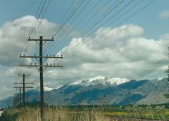 Brigham City, Utah (J_Piks) Tags: usa mountains street utah telegraphpoles