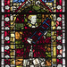 York Minster Window, s35 detail