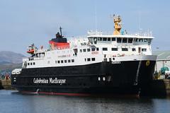 MV Hebrides - Greenock . 19-05-18 (MarkP51) Tags: mvhebrides jameswattdock greenock firthofclyde caledonianmacbrayne roro ferry ship boat vessel maritimephotography sunshine sunny nikon d7100 d7200