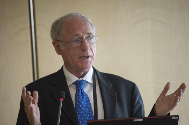 José Luis Irigoyen discusses the World Bank's work on road safety