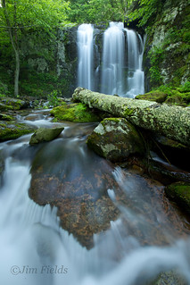 Naked Creek Falls, Shenandoah National Park
