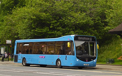 First York 65000 (SRB Photography Edinburgh) Tags: bus buses york road transport travel first