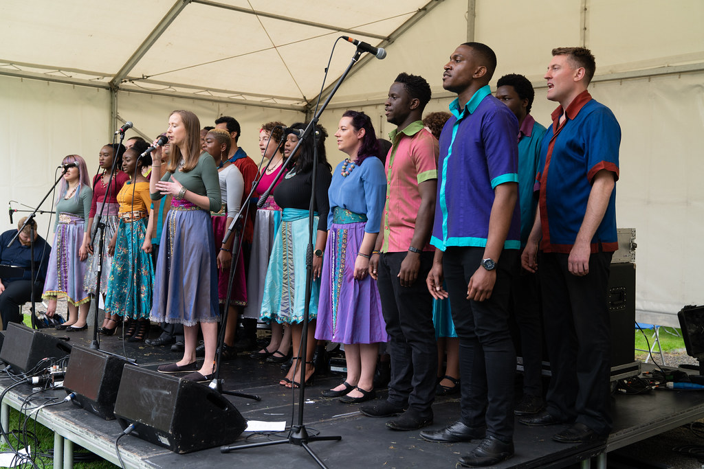 DISCOVERY GOSPEL CHOIR [AFRICA DAY 2018 IN DUBLIN]-140587